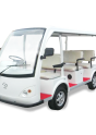 Electric vehicle for airport CARTTEC LQY081A