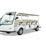 Electric vehicle for airport :: CARTTEC LQY111B