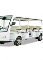 Electric vehicle for airport CARTTEC LQY111B