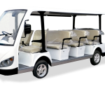 Electric vehicle for airport :: CARTTEC LQY113B