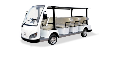 Electric vehicle for airport CARTTEC LQY113B