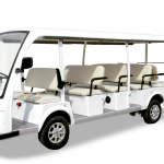 Electric vehicle for airport :: CARTTEC LQY140A