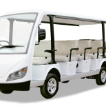 Electric vehicle for airport :: CARTTEC LQY145B