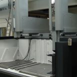 Electrical discharge machine with a worktank divider :: ONA TX10