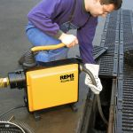 Electrical drain cleaner :: Rems Cobra 22/32