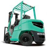 Engine powered forklift truck :: MITSUBISHI Serie GRENDÍA ES Diesel