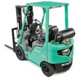 Engine powered forklift truck :: MITSUBISHI Serie GRENDÍA ES Gas LPG