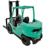 Engine powered forklift truck :: MITSUBISHI Serie GRENDÍA EX Diesel