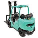 Engine powered forklift truck :: MITSUBISHI GRENDÍA EX LPG Gas