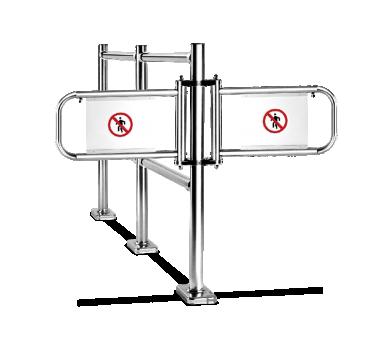 Fixed barrier CARTTEC LOCK CRTT-S