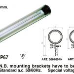 Fluorescent tube lights