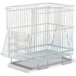 Folding steel container :: CARTTEC