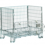 Folding steel container :: SUMAL