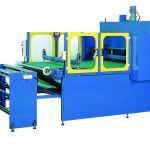 Four column double cylinder hydraulic cutting machine :: Sysco ABC-BT100