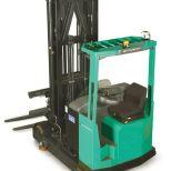 Four way side loader forklift :: MITSUBISHI RBM2025K Series