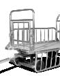 Handling baggage trailer CARTTEC CARTT4800-G0