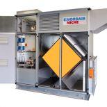 Heating / ventilation for indoor pools :: AMBIRAD