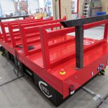 Heavy loads transporter AGV :: ASTI Hardbot