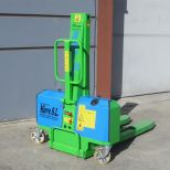 Heavy series self loading stacker :: EMC A8P