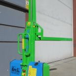Heavy series self loading stacker :: EMC A10P