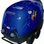 Hot water high-pressure cleaner :: MAZZONI NUEVA SERIE PH