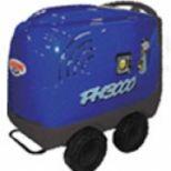 Hot water high-pressure cleaner :: MAZZONI PH3000-PH3050