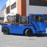 Hybrid self-propelled trailer :: DTA