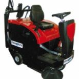 Industrial ride on sweeper :: MAZZONI UBF28NEW B/G