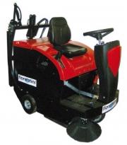 Industrial ride on sweeper MAZZONI UBF28NEW B/G