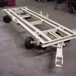 Industrial trailer :: DTA
