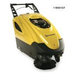 Industrial walk behind sweeper :: KRUGER 1B501 GT-ET