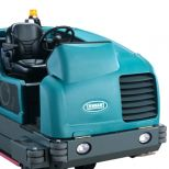 Integrated rider sweeper-scrubber :: TENNANT M20