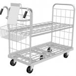 Internet order picking trolley :: MARSANZ 1100