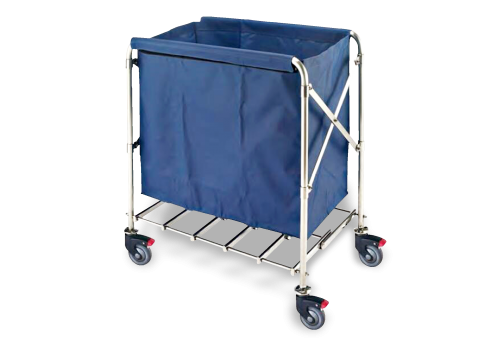 Laundry trolley CARTTEC