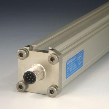 Magnetostrictive distance sensor ASM POSICHRON -  PCQA21 - PCQA22 - PCQA23 - PCQA24