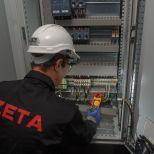Maintenance of electrical systems :: Montajes Eléctricos ZETA, S.L.