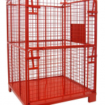 Mesh container recycling :: SUMAL CP 420