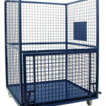 Mesh container recycling :: SUMAL CP 710