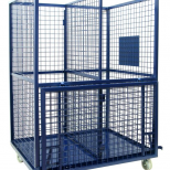 Mesh container recycling :: SUMAL CP 710.02