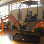 Mini excavator :: HITACHI ZAXIS 16
