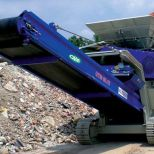 Mobile crusher :: CAMS VTM 60.12
