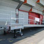 Mobile loading ramps
