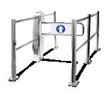 Pedestrian access gate :: CARTTEC ELECTRIC CRTT-S