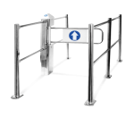 Pedestrian access gate :: CARTTEC ELECTRIC CRTT-S
