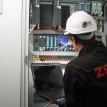 PLC programming :: Montajes Eléctricos ZETA, S.L.
