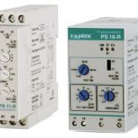 Pumps protection relay :: FANOX PS-R Series