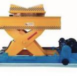 Reel holder platform cart :: LEIZA