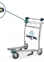 RFID Radio frequency cart identification system CARTTEC