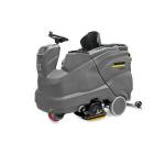 Ride-on floor scrubber dryer :: KÄRCHER B 150 R BP