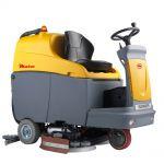 Ride-on floor scrubber dryer :: MATOR SW5 850 S / BC HD - 1000 HD